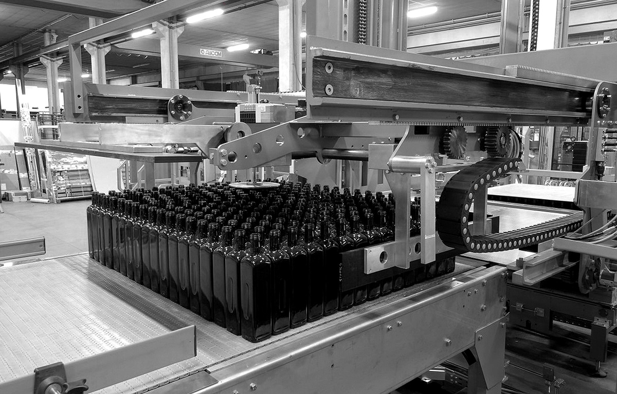napełniarki nalewarki ctf maszyny pakujace